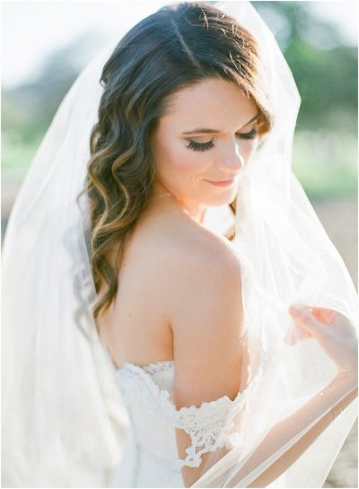 Dreamy California Bride and Groom Photos