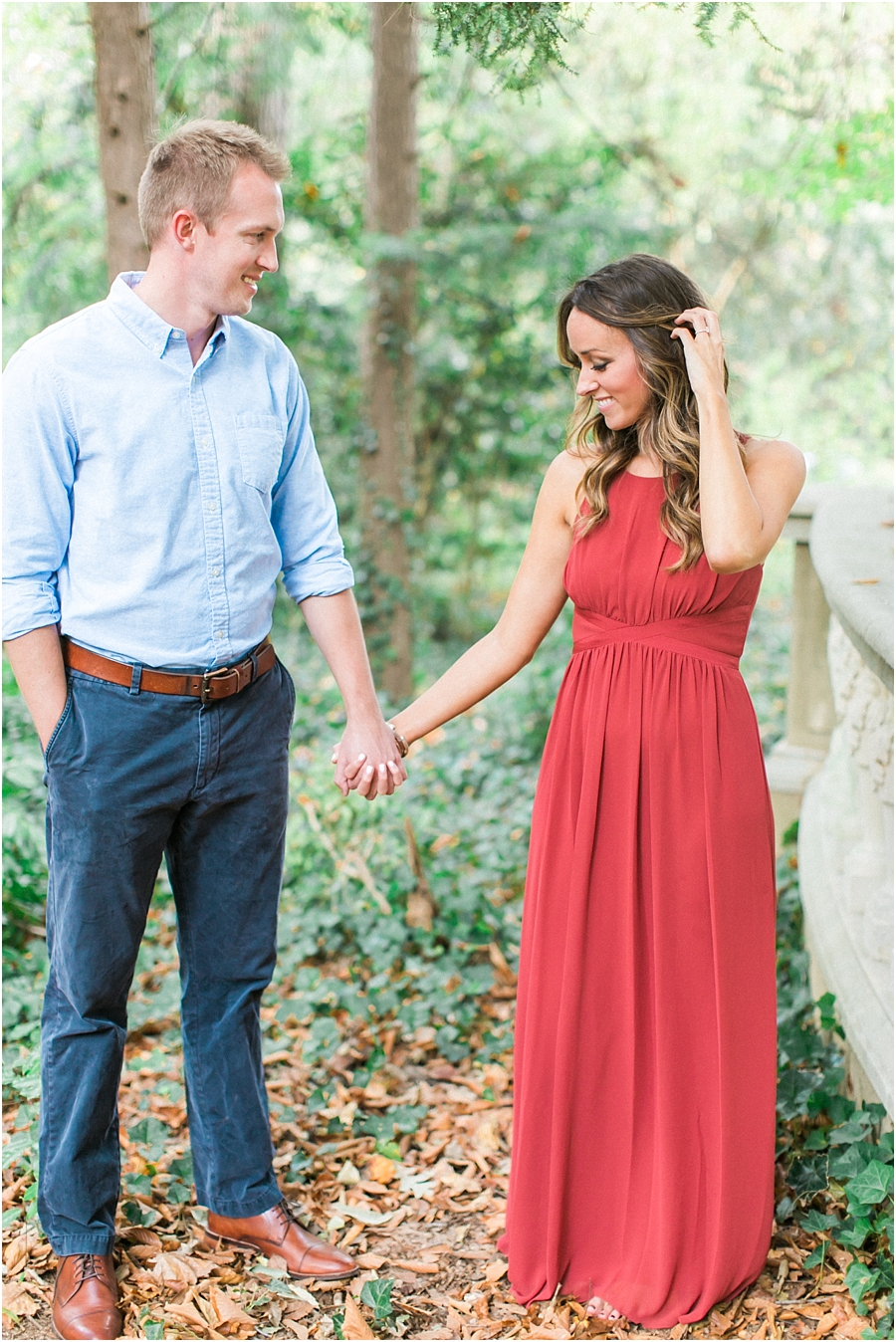 Atlanta Fall Engagement Photos 0023