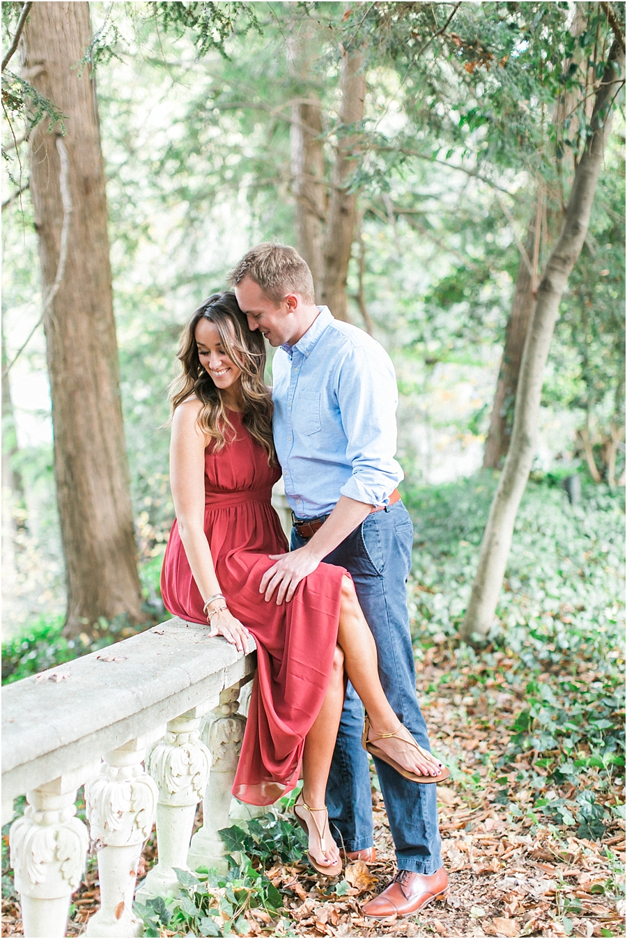 Atlanta Fall Engagement Photos 0025