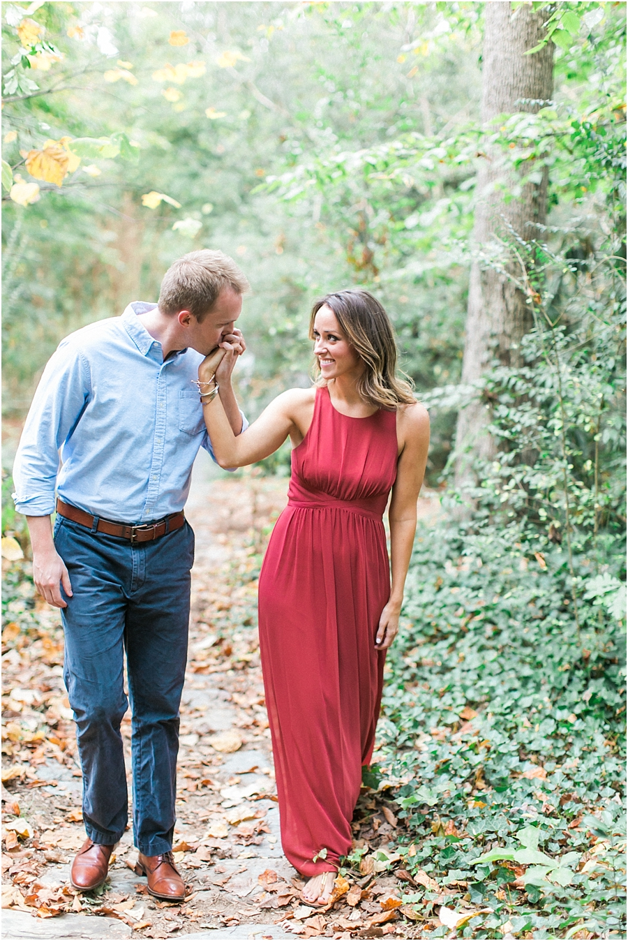 Atlanta Fall Engagement Photos 0028