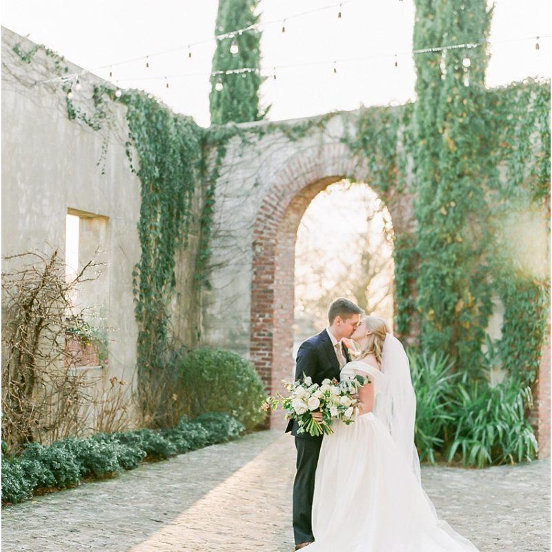 Romantic Film Wedding Photography Summerour Studio