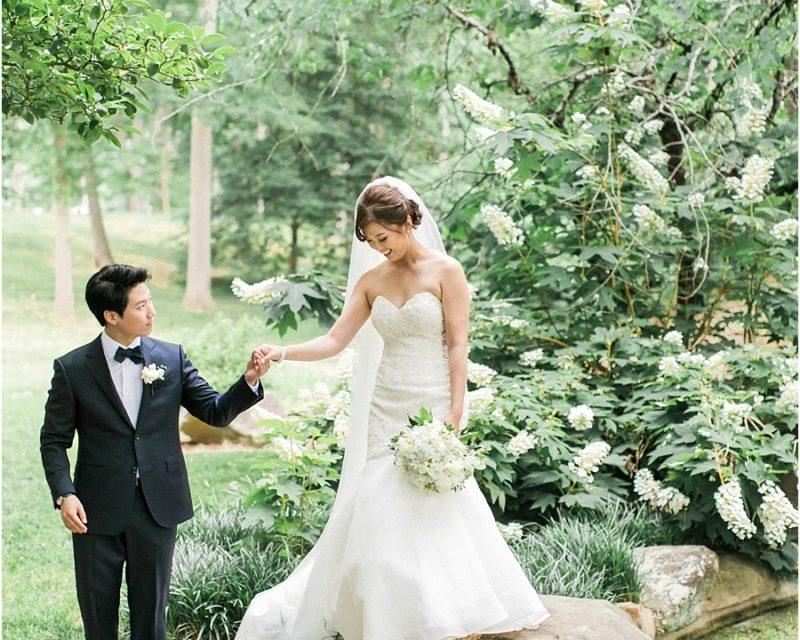 Romantic Film Wedding Pictures Atlanta