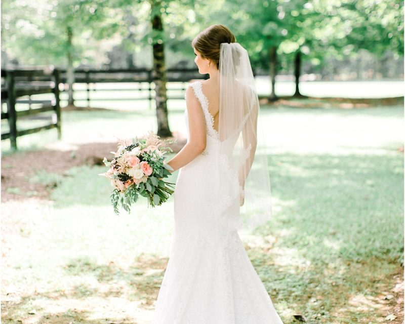 Low back wedding gown ideas Foxhall Wedding