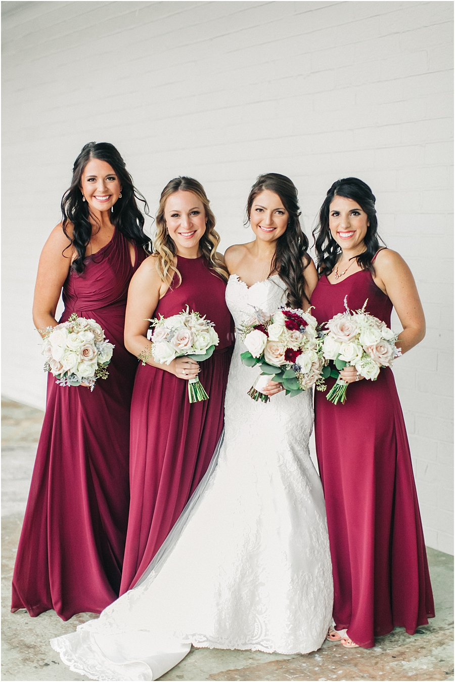 Staveroomweddingphotos0039 carla gates photography l fine art wine colored bridesmaid dresses stave room wedding ombrellifo Gallery