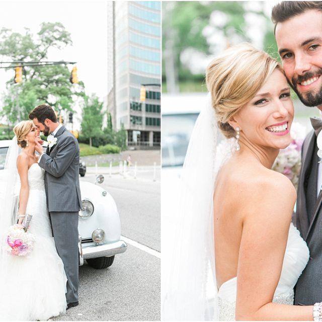 Elegant Bride and Groom Photos Biltmore Ballrooms Atlanta