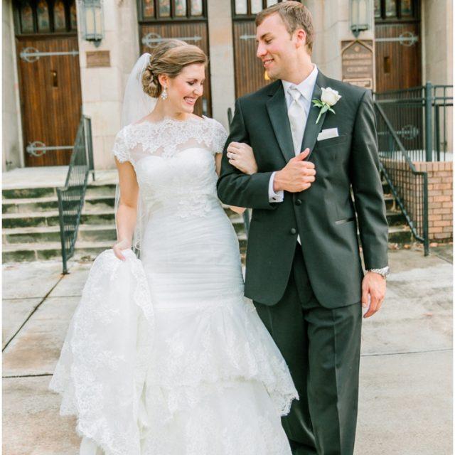 Peachtree Christian Church Wedding