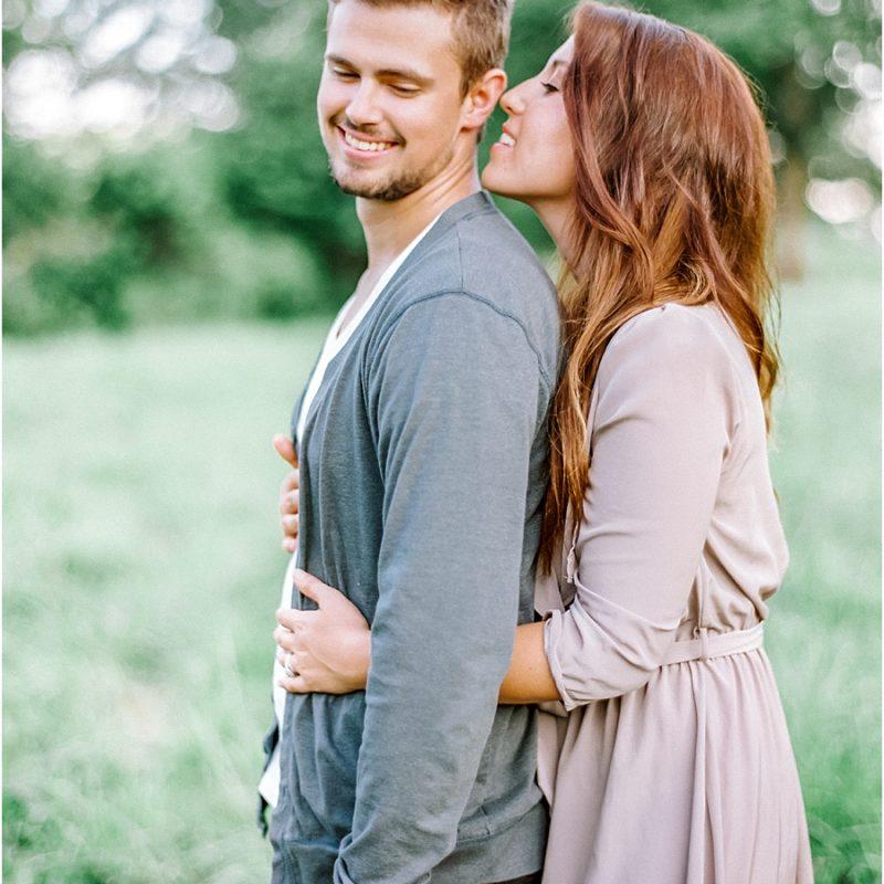 Romantic Engagement Photos Atlanta