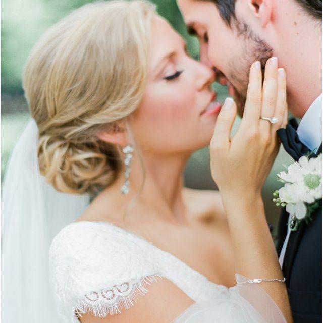 Romantic Film Wedding Photography Foxhall Resort Atlanta