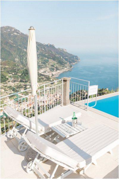 Belmond Caruso Pool Almafi Coast