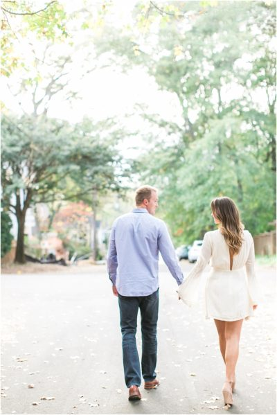 Atlanta Engagement Photo Ideas