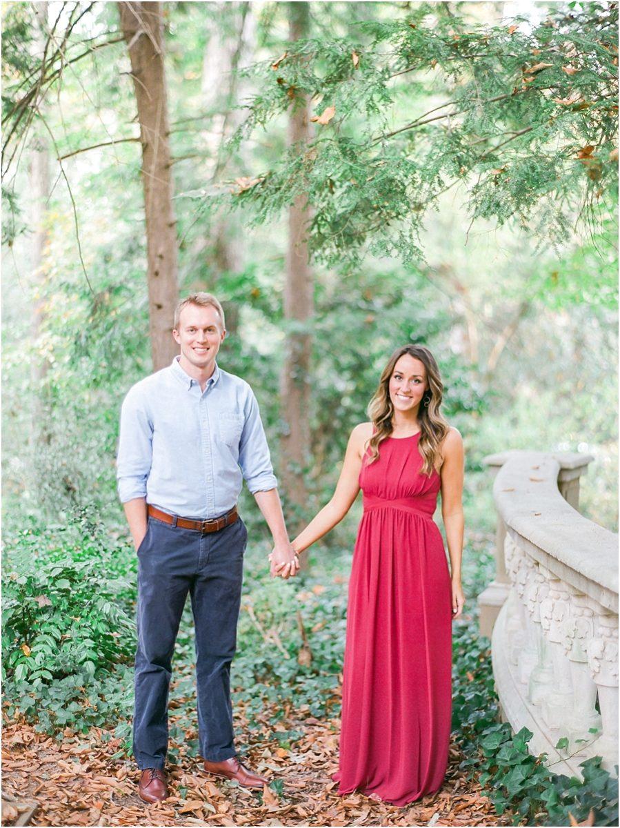 Atlanta Fall Engagement Photos 0022