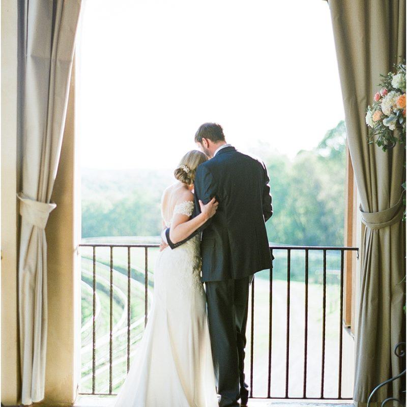 Romantic Wedding Photos Montaluce Winery Wedding