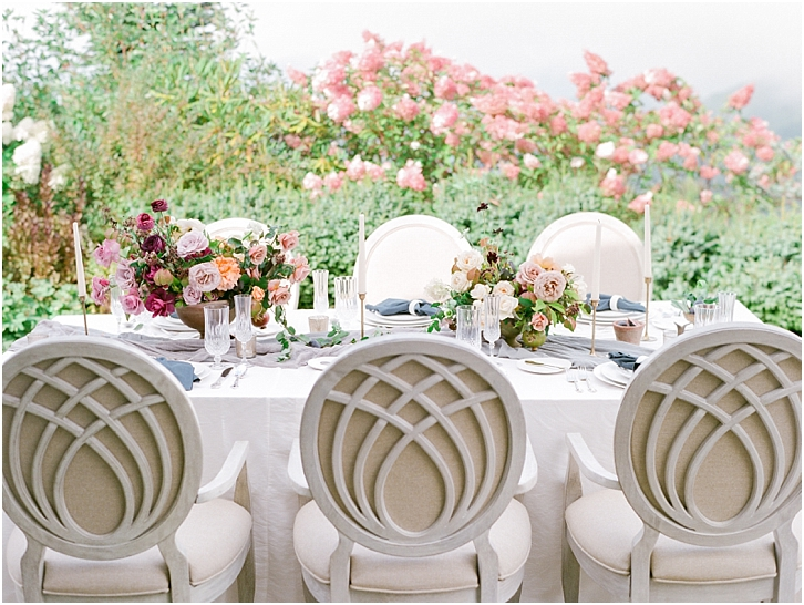 White Wedding Chair Ideas from Crush Events, Old Edwards Inn, NC