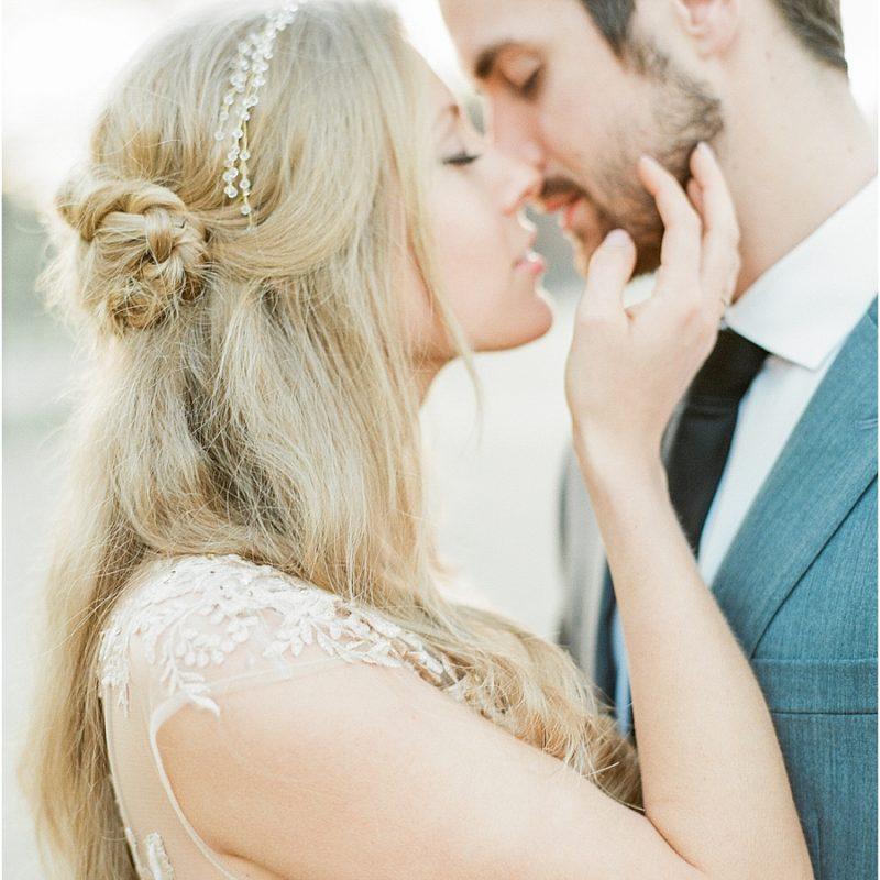 Romantic Wedding Photography Paris