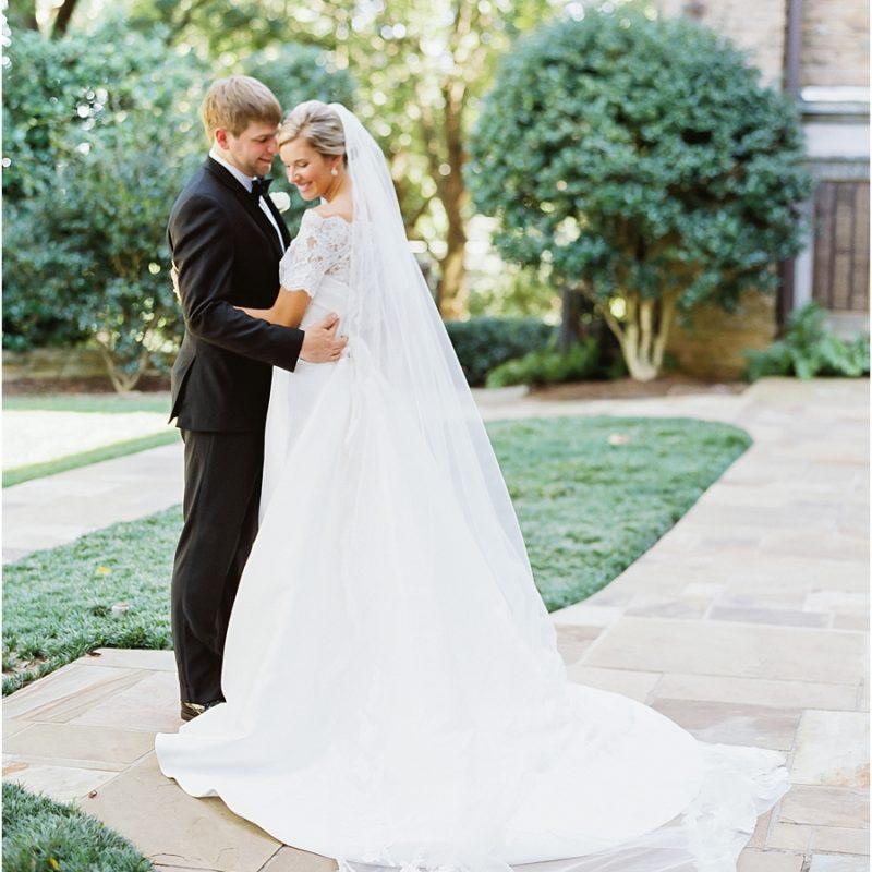Romantic Film wedding Photos Atlanta