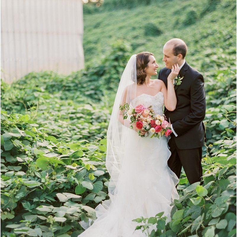 Film Wedding Photography Atlanta The Foundry at Puritan Mill